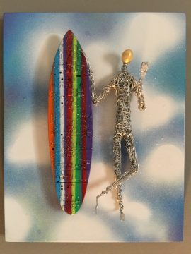Photo of Ozz's work, Surfer